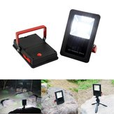 Portátil 10W LED Work Flood Light USB recarregável ao ar livre Camping Waterproof Emergency Lamp