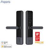 Aqara N200 Smart Door cerradura Huella digital cerraduras Bluetooth Contraseña Desbloqueo NFC Funciona con la aplicación Mijia Apple HomeKit Smart Home Linkag cerradura
