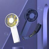 VH Portable USB Charging Mini Handheld Fan 3 Level Adjustable Air Cooling Fans