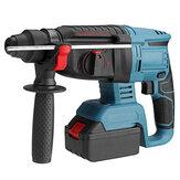 21V Cordless Brushless Rotary Hammer Drill Electric Demolition Gauge Kit For 18-21V Makita Battery