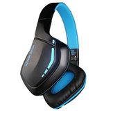 KOTION EACH B3506 Wireless Bluetooth Headset Foldable Gaming Cuffie Stereo Headphone com microfone