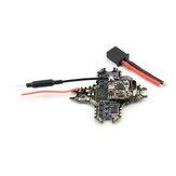 Запасная часть Emax Nanohawk F4 Контроллер полета AIO 5A BL_S 4in1 ESC 25 мВт VTX и совместимый Frsky D8 / D16 Приемник для RC Дрон FPV Racing