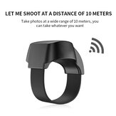 Adjustable Multifunctional Wearable Devices Smart Finger Ring Phone Bluetooth Ring Remote Control Bluetooth 5.1