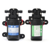 DC12V 3.5L/Min 0.48MP Mini Micro Diaphragm High Pressure Self Priming Water Pump