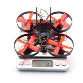 Eachine Aurora 90 90mm Mini FPV Racer RC Drone BNF w / F3 OSD 10A BLheli_S Dshot600 5.8G 25MW 48CH