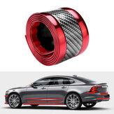 Anti-collision Car Door Carbon Fiber Beschermende Stickerplaat Universeel