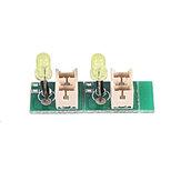 HG P806 TRASPED 1/12 RC Truck Zapasowa tablica świetlna LED Przewód zasilający sygnał Opcjonalne części modelu pojazdów samochodowych