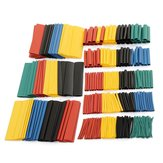 Soloop 1640pcs 2:1 Polyolefin Halogen-Free Heat Shrink Tube Sleeving 5 Color 8 Size