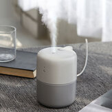 VH 420ml Usb Desktop Air Humidifier Air Purifying Essential Oil Diffuser Touch Control Smart Anti-dry Household
