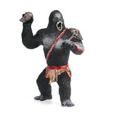 Gorilla Model Action Figure Collection Toy Decorations