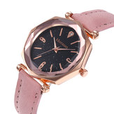 Deffrun Shining Dial Display Flower Elegant Ladies Watch
