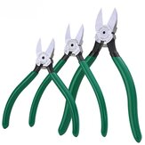 LAOA 4.5 / 5/6/7 polegadas CR-V plástico alicate pinças elétricas Fio corta cabos alicate diagonal para joias