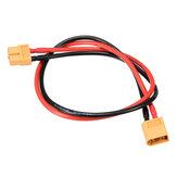 400mm Enchufe Hembra XT60 A Enchufe Macho XT60 Conector del Adaptador