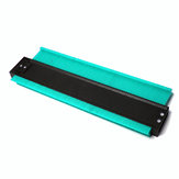10 Inch Irregular Contour Profile Gauge Tiling Laminate Tiles Edge Shaping Wood Measure Ruler Woodworking Tools