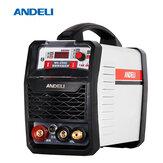 ANDELI TIG-250GC TIG Lasmachine 220 V 2 in 1 Tig Lasser Draagbare Eenfase DC Inverter TIG / Schoon Lassen