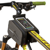 PROMENDSGB-14W396pulgadasImpermeablePantalla táctil MTB Bike Phone Bolsa Marco frontal Tubo superior Bolsa