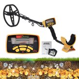MD-6350 Underground Metal Detector With LCD Display Gold Jewelry Hunter Portable