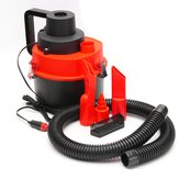 12V Wet Dry Vac Vacuum Cleaner Portable Car Caravan Shop Air Pump Inflator Turbo