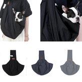 Kleine / große Haustier Sling Tragetasche Tragetasche Schulter Hund Welpe Katze Beutel Outdoor Pet Supply