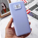 Bakeey para POCO X3 NFC Caso Puro à prova de choque anti-riscos ultrafino Soft TPU protetor Caso Não original