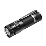 LUMINTOP EDC18 3x XPL HI 2800LM ANDÚRIL UI Compact EDC Flashlight Mini LED Keychain ضوء Mini Torch