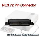 72 контактный разъем Слот для замены картриджа для 8 бит Нинтендо NES развлекательной системы