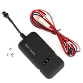 Global Vniversal GT02A GSM GPRS Car GPS Tracker Real Dispositivo di tracciamento del tempo Anti Furto