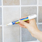 Grout Aide Repair Tile Marker Water-resistant Odorless Ceramic Tile Repairing Pen with Reversible Nib