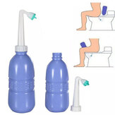 650ML Portable Bidet Handheld Travel Personal Toilet Spray Water Washer Bottle