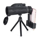 Увеличение 80x100 Портативный Монокуляр Телескоп Мощные Бинокли Zoom Great Handheld Telescope Военный HD Профессиональная Охота