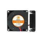 SIMAX3D® 24V DC 4010 40 * 40 * 10mm Ventilador de refrigeração com 1M Cabo 2 Termina para impressora 3D