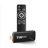 T98 Mini Rockchip RK3318 Czterordzeniowy 2GB RAM 16GB ROM 2.4G 5G WiFi bluetooth 4.0 Android 10.0 4K H.265 VP9 HDR TV Stick Smart TV Box