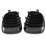 A Pair Of ABS Gloss Black Front Kidney Grille For BMW E87 1 Series 08-13
