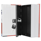Secret Dictionary Key Lock Book Money Cash Jewellery Safe Hidden Security Box