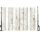 3x5FT Wood Wall Vintage Fotografie Hintergrund Hintergrund Studio Prop
