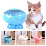 Katten die Voerbakje Voedsel Keramische Kom Puppy Honden Snack Water Feeder