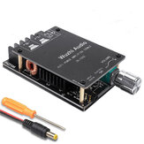 1002 HIFI 2x100W TPA3116 AUX+ bluetooth 5.0 HIFI High Power Digital Amplifier Stereo Board AMP Amplificador Home Theater