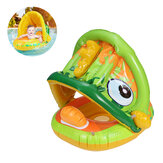 Baby Swimming Inflatable Ring Float Seat Chair Water Pool Toy Safer Swims Accessories