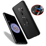 Bakeey Magnetic Metal Ring Uchwyt TPU Etui ochronne do Samsung Galaxy S9 / S9 Plus