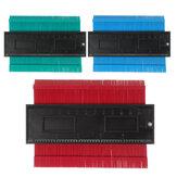 5 Inch ABS Material  Irregular Contour Gauge Multifunction Gauge