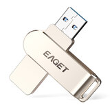 EAGET F60 128G USB 3.0 de alta velocidade USB Flash Drive Pen Drive USB Disk