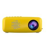 99 Lumen LCD NR18-Projektor LED Home EntertainmentMultifunktionaler tragbarer Mini-Projektor für den grenzüberschreitenden Handel