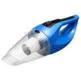 12V 150W Cordless Handheld Пылесос Сильные пылеуловители всасывания Wet & Dry