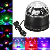 48 LED Disco DJ Stage Light Ball KTV Festa Club Effect Lighting show Black