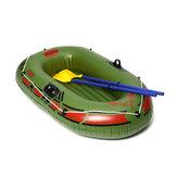 Barca di gomma del kajak gonfiabile della singola persona di 150x90cm con le corde della pompa