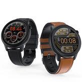 Bakeey F81 Temperatura Medida Coração Taxa de pressão arterial Monitor de oxigênio Taxa de respiração Previsão do tempo IP68 à prova d'água Smart Watch