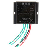 100W-500W DC 12V/24V Wind Turbine Wind Generator Controller Battery Charger Controller Regulator