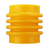 17,5 cm diamètre 22 cm sautant Jack Bellows Boot Tube de silicone pour Rammer Compactor Tamper Dust Cover