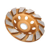 100mm Berlian Grinding Wheel Concrete Cup Wheel Disc untuk Beton Granit Batu Grinding