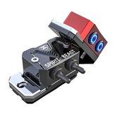 SPIRIT BEAST Motorcycle Headlight Switch Pump Cover Decoration 150NK Multi-Function Waterproof Power